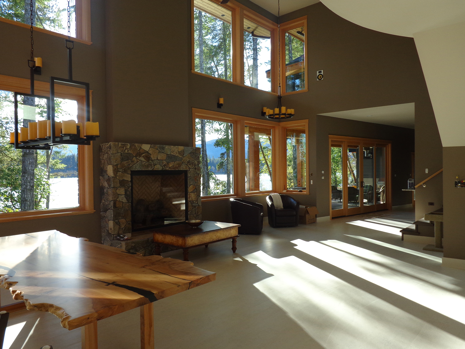 custom home builders in the cowichan valley